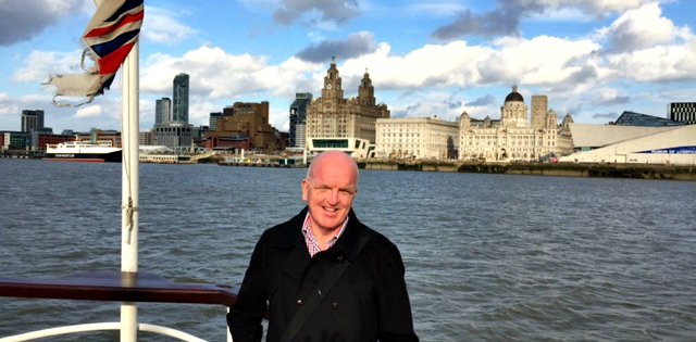 Architectural Tour in Liverpool with Neil McDonald