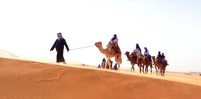 Desert Tour in Merzouga with Camel trekking in Merzouga