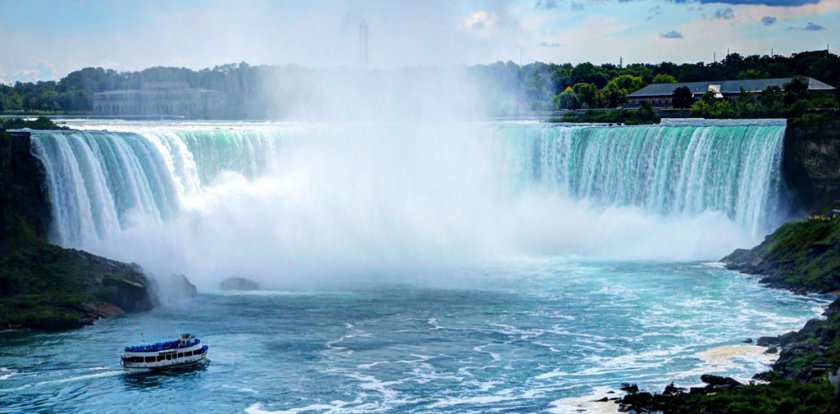 Coach Tour in Niagara Falls
