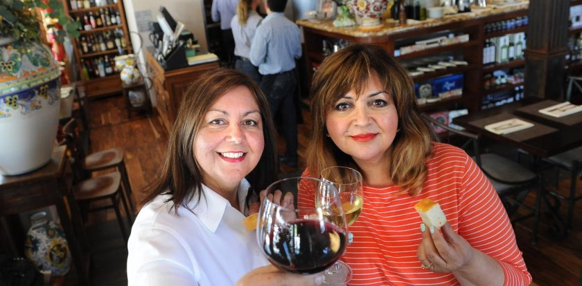 Food Tour in Orange County with Deanna and Renee
