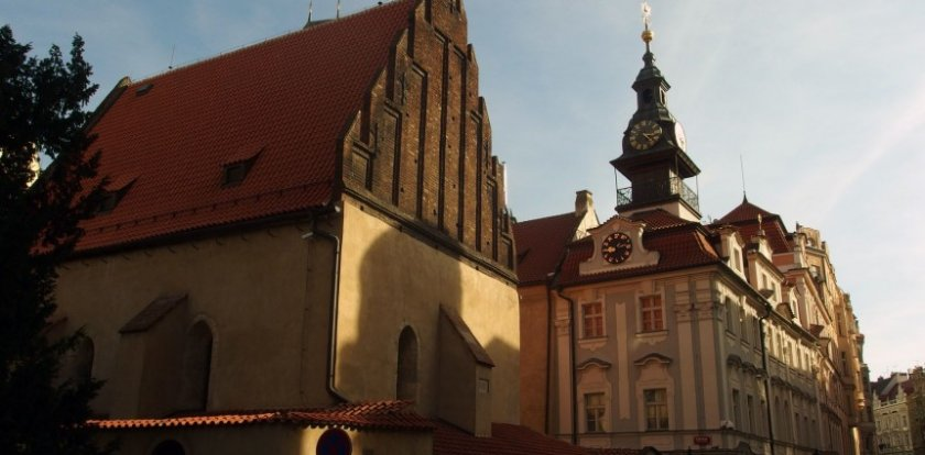 Walking Tour in Prague
