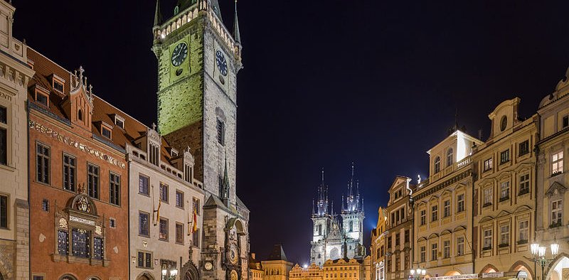 Heritage-History Tour in Prague