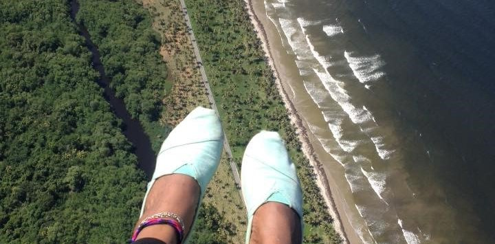 Paragliding in Port of Spain