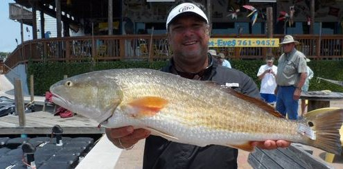 Fishing in South Padre Island