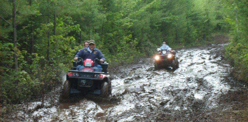 ATV Tour in Medway