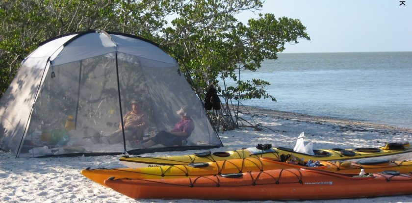Kayaking in Everglades National Park