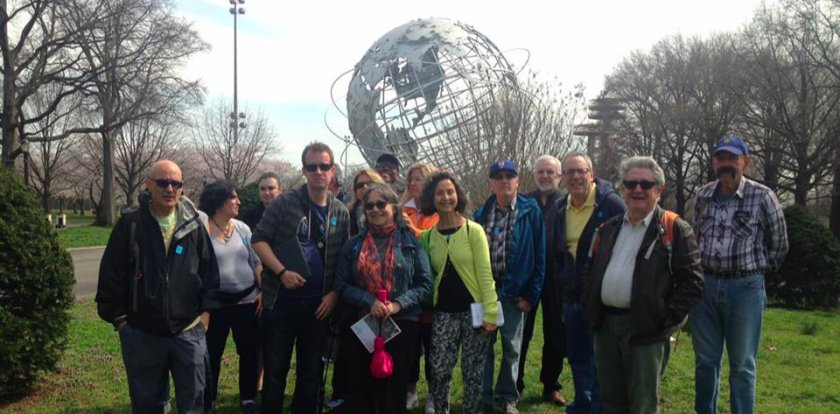 Walking Tour in New York