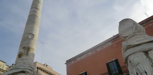 Walking Tour in Brindisi