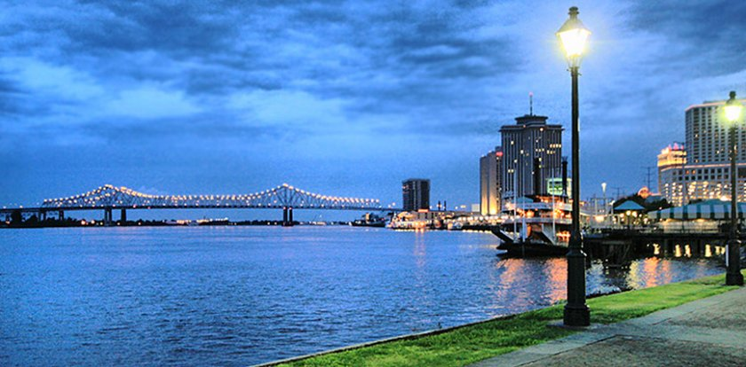 Boat Tour in New Orleans