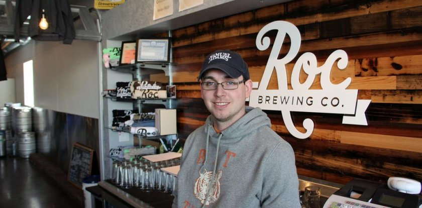 Beer Tour in Rochester with Chris Spinelli