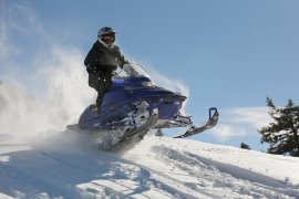 Top 10 Rules for Safe Snowmobiling