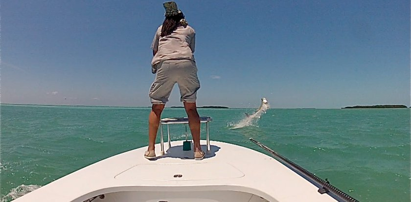 Fishing in Islamorada