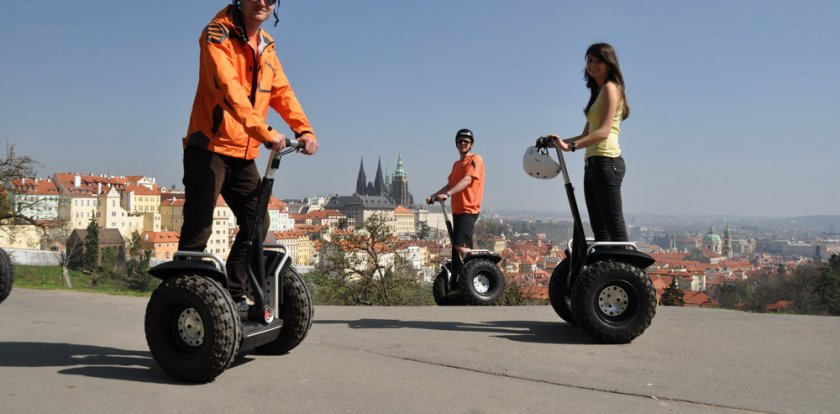 Bike Tour in Prague