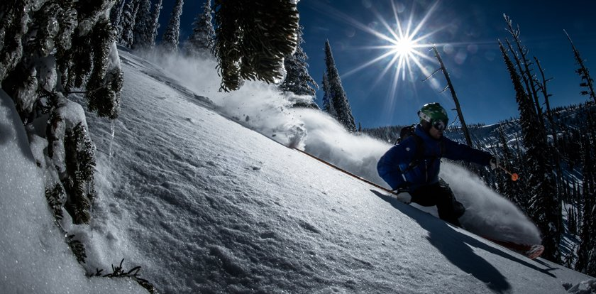 Backcountry Skiing in Sandpoint