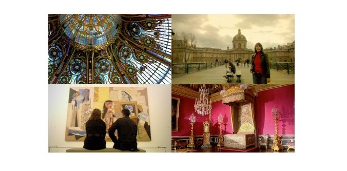 Walking Tour in Paris