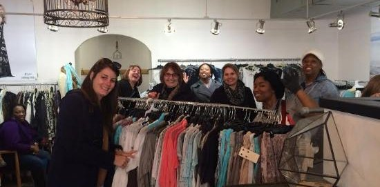 Shopping Tour in New York City