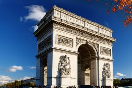 Experience The Arc de Triomphe
