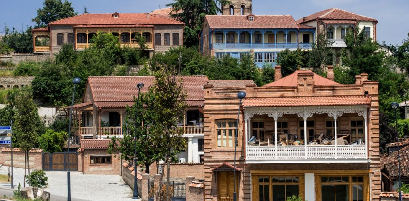 Walking Tour in Tbilisi