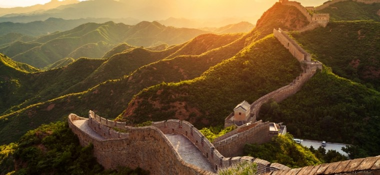 Experience the Great Wall of China