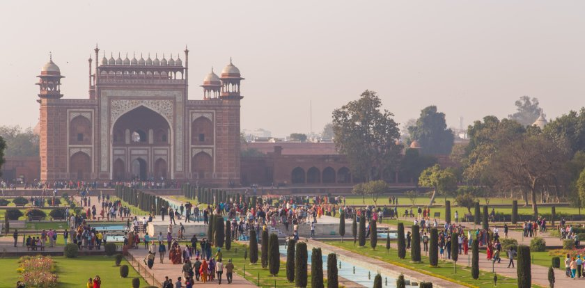 Heritage-History Tour in Agra