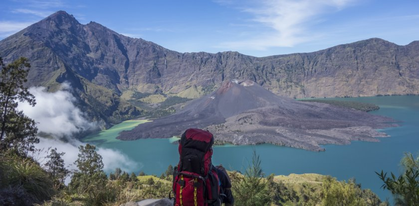 Hiking Trekking in Lombok