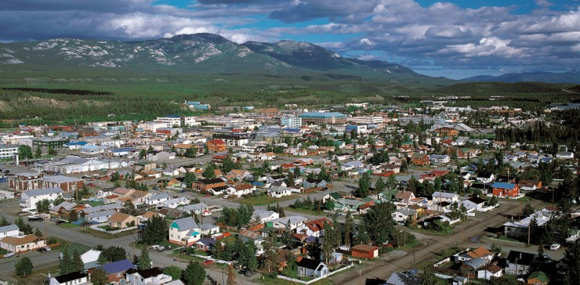 Car Tour in Whitehorse