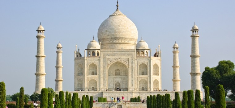 Experience The Taj Mahal