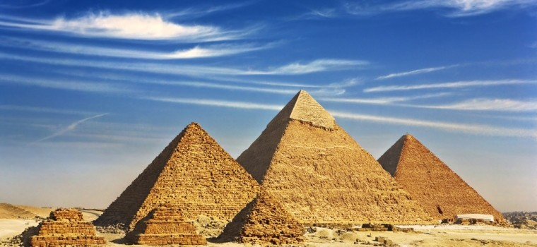 Experience the Pyramids at Giza