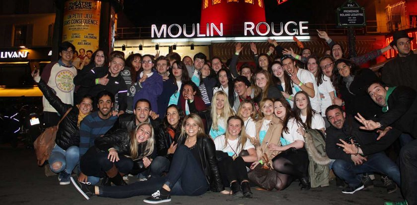 Nightlife Tour in Paris