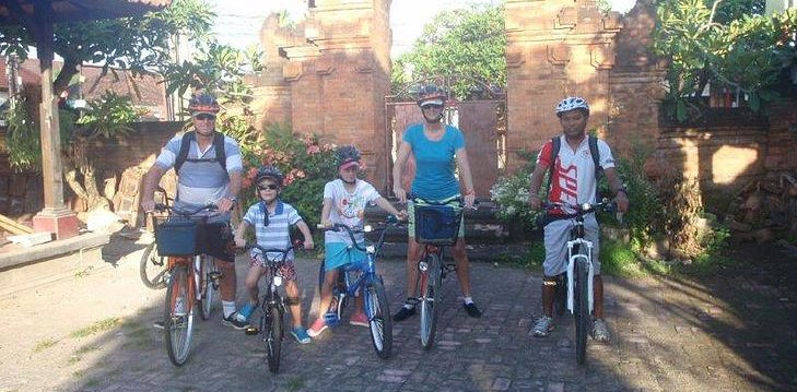 Bike Tour in Bali
