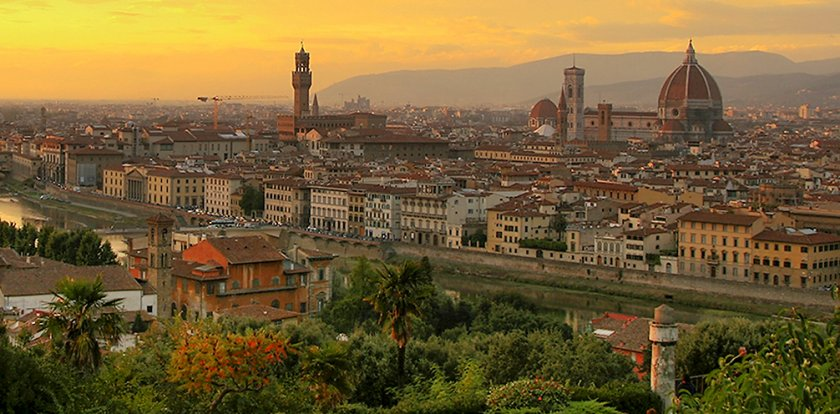 Walking Tour in Florence