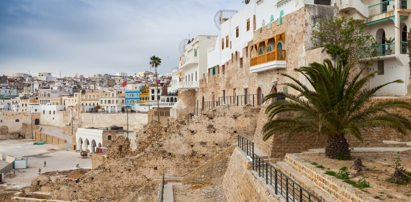 Heritage-History Tour in Tangier