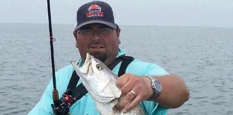 Fishing in Matagorda with Tommy Alexander