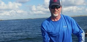 Fishing in Rockport with Captain Frank Houser