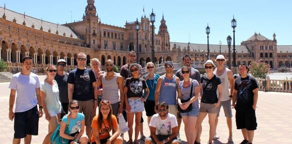 Architectural Tour in Seville