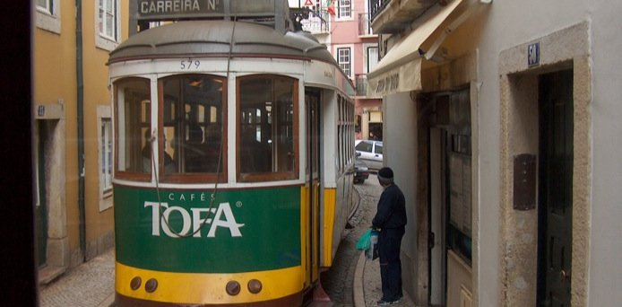 Heritage-History Tour in Lisbon