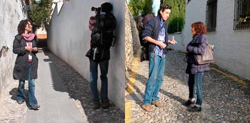 Photo Tour in Granada