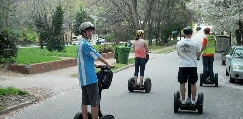 Segway Tour in Asheville