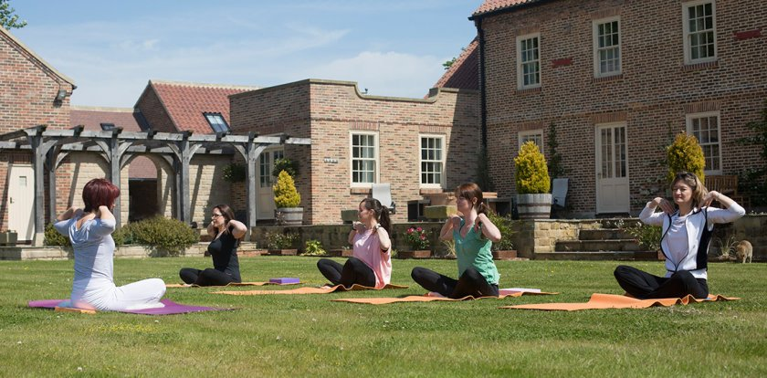Yoga Retreat in York